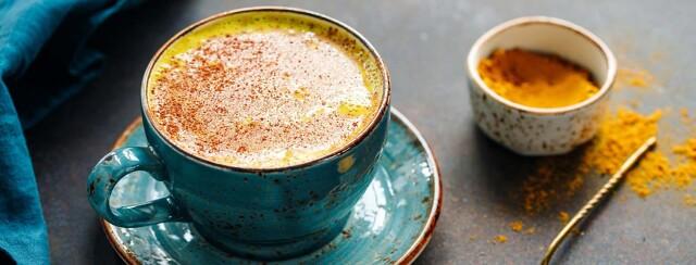 Anti-Inflammatory Turmeric Latte image
