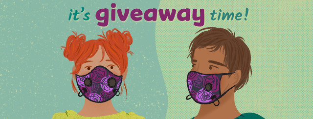 65 Roses Mask Giveaway (Now Closed) image