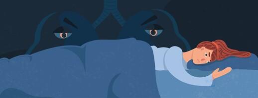 Wide Awake: How CF Affects Sleep image
